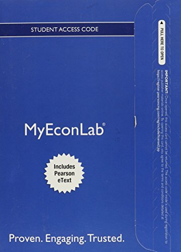9780133146127: NEW MyLab Economics with Pearson eText -- Access Card -- for Managerial Economics and Strategy