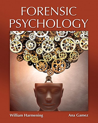 9780133146400: Forensic Psychology