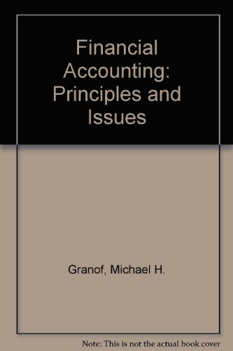 9780133147247: Financial Accounting: Principles and Issues