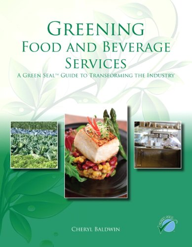 9780133148572: Greening Food and Beverage Services with Answer Sheet (AHLEI) (AHLEI - Food and Beverage)