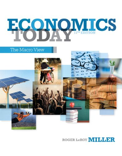 9780133148664: Economics Today: The Macro view Plus NEW MyEconLab with Pearson eText -- Access Card (17th Edition)