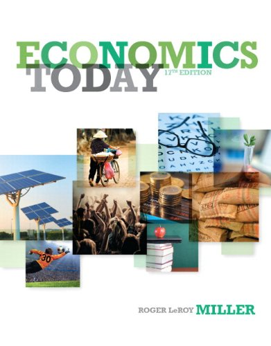 Economics Today Plus NEW MyEconLab with Pearson eText -- Access Card Package (17th Edition): Miller...