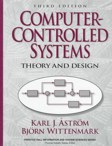 9780133148992: Computer-Controlled Systems: Theory and Design: United States Edition (Pie)