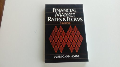 9780133149562: Financial Market Rates and Flows