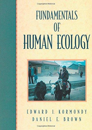 9780133151770: Fundamentals of Human Ecology