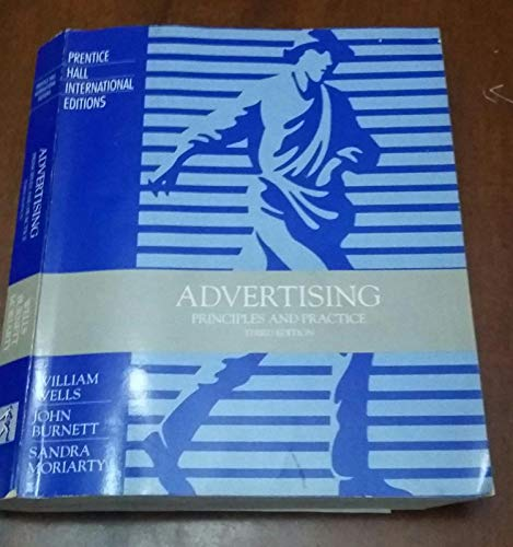 9780133152197: Advertising: Principles and Practice