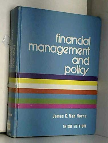 9780133153743: Financial Management and Policy