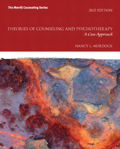 9780133155396: Theories of Counseling and Psychotherapy: A Case Approach Plus NEW MyCounselingLab with Pearson eText -- Access Card Package (3rd Edition) (Merrill Counseling)