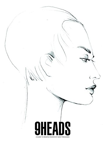 9780133156935: 9 Heads: A Guide to Drawing Fashion (4th Edition)