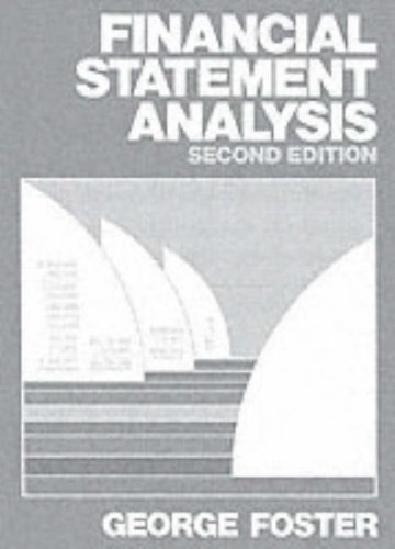 9780133163179: Financial Statement Analysis (Prentice-Hall series in accounting)