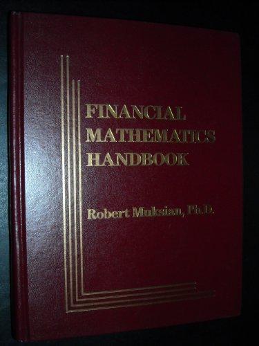 9780133164060: Financial Mathematics Handbook