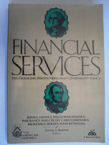9780133165050: Financial Services