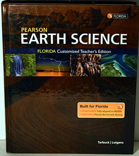 9780133169072: Pearson Earth Science Florida Customized, Teacher's Edition