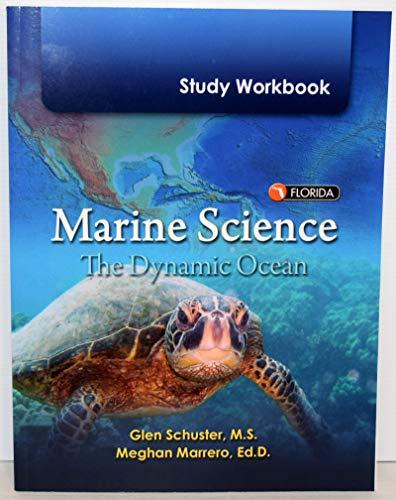 9780133170672: Marine Science: The Dynamic Ocean Study Workbook Florida