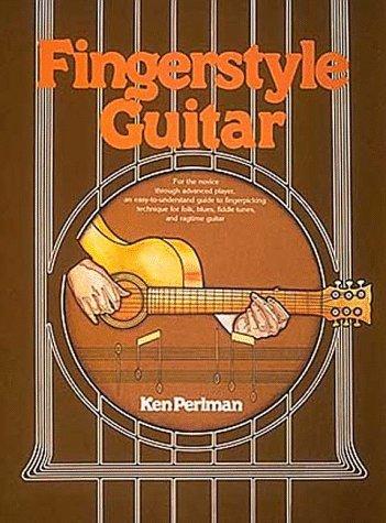 9780133172065: Fingerstyle Guitar