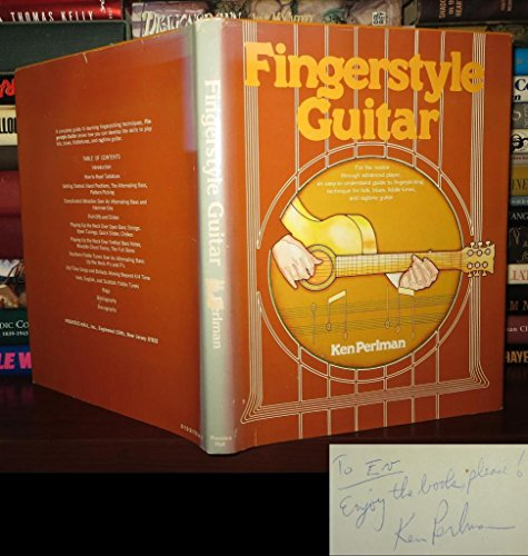 9780133172140: Fingerstyle Guitar
