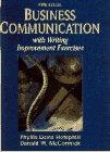 9780133172249: Business Communication with Writing Improvement Exercises