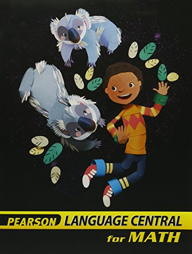 9780133172911: LANGUAGE CENTRAL FOR MATH 2011 STUDENT EDITION GRADE 5