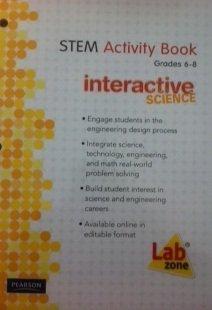 9780133174335: Stem Activity Book Grades 6-8 Interactive Science