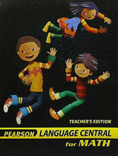 9780133174342: Language Central for Math: Teacher's Edition, Grades 3-5