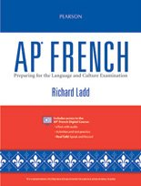 9780133175370: Advanced Placement French: Preparing for the Language and Culture Examination