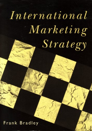 9780133178920: International Marketing Strategy
