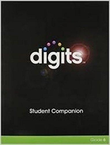 9780133180947: Digits Student Companion Grade 6