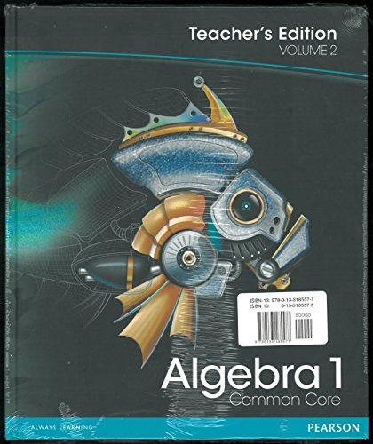 9780133185577: Algebra 1 Common Core