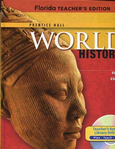 9780133187250: Florida Teacher's Edition, World History