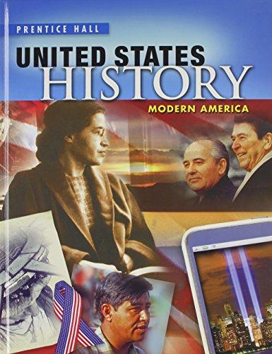 9780133189056: High School United States History 2013 Modern America Student Edition Grade 10/12