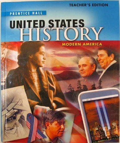9780133189063: Teacher's Edition, United States History: Modern America