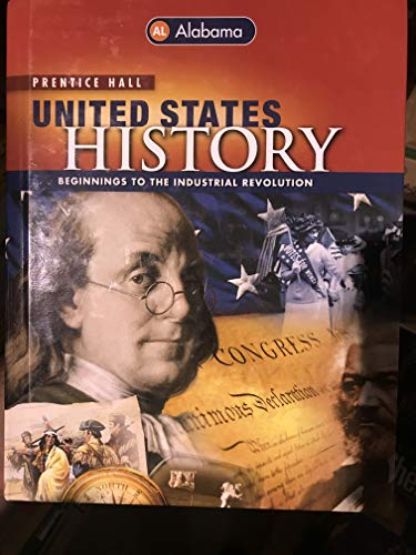 9780133189452: United States History Beginnings to the Industrial Revolution AL Ed