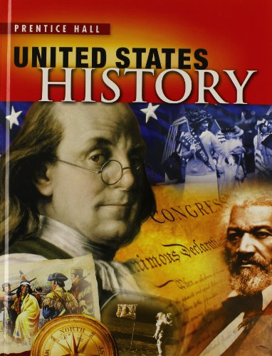9780133189599: High School United States History 2013 Survey Student Edition Grade 10/12