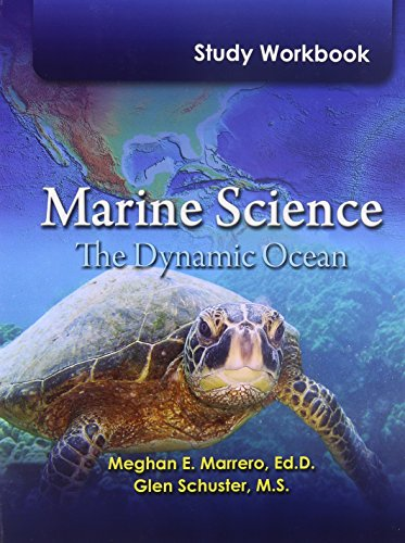 MARINE SCIENCE 2012 STUDY WORKBOOK STUDENT EDITION: PRENTICE HALL