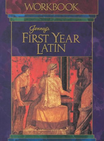 9780133193695: Jenney's First Year Latin Workbook