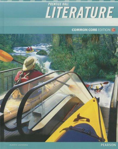 9780133195552: Prentice Hall Literature, Grade 9: Common Core Edition