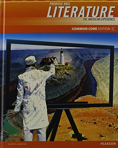 Prentice Hall Literature: The American Experience, Common: HALL, PRENTICE