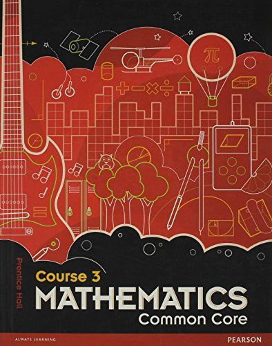 9780133196696: PH Mathematics Common Core Course 3