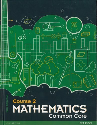 9780133196719: Prentice Hall Mathematics Common Core, Course 2