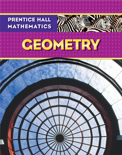9780133197600: PRENTICE HALL HIGH SCHOOL 2009 GEOMETRY HOME SCHOOL BUNDLE KIT GRADE    9/12