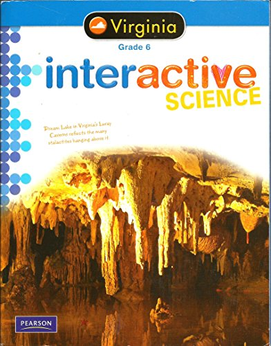 9780133197808: Interactive Science, Grade 6, Virginia Edition