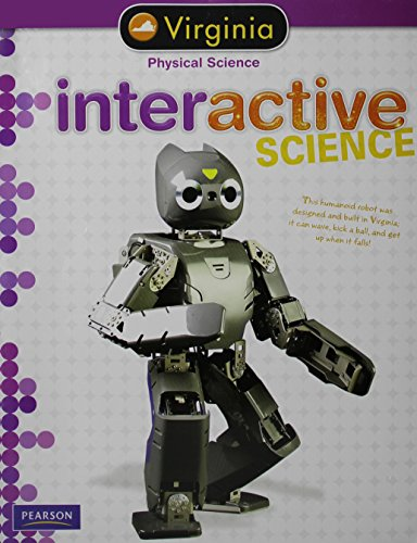 9780133197839: Interactive Science: Physical Science, VA edition (Interactive Science)
