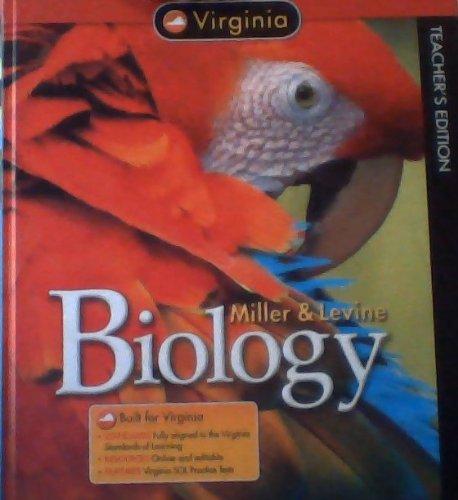 9780133197945: Miller & Levine Biology: Virginia Teacher's Edition