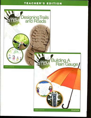 9780133198041: Designing Trails and Roads Building a Rain Gauge Project STEM TE