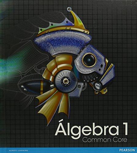 9780133198638: HIGH SCHOOL MATH COMMON CORE VERSION SPANISH ALGEBRA 1 STUDENT EDITION