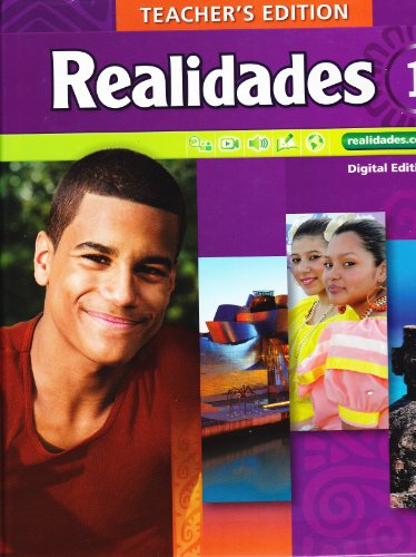 9780133199512: Realidades 1 Teacher's Edition Digital Edition 2014