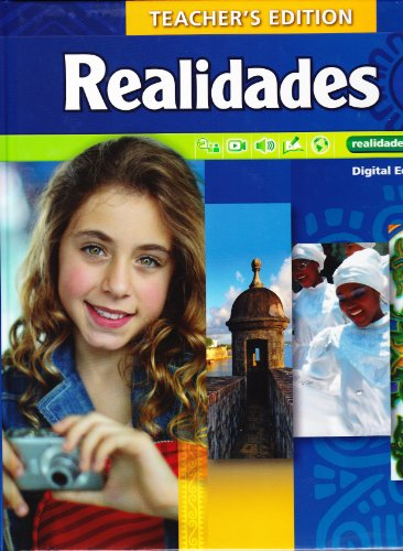 9780133199529: Realidades 2 Teacher's Edition Digital Edition 2014