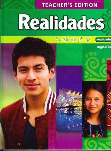 9780133199536: Realidades 3 Teacher's Edition Digital Edition