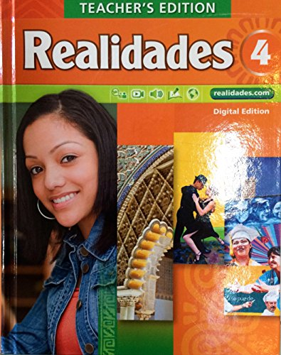 9780133199543: Realidades 4 Teacher's Edition Digital Edition