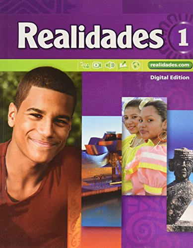 Used book buyback:realidades level 1 student edition, 9780133199659.